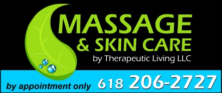Therapeutic Living, LLC | Therapeutic Massage & Premium Skin Care logo